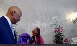 UMBC Pastor Jones special guests
